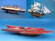 Why Shop at Handcrafted Model Ships (ajmalsaeed)