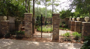 Install Wrought Iron Driveway Gates,  Houston
