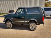 FORD BRONCO Ford Bronco XLT